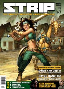 STRIP: The Adventure Coics Magazine Issue 2