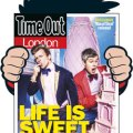 Time Out Beano cover