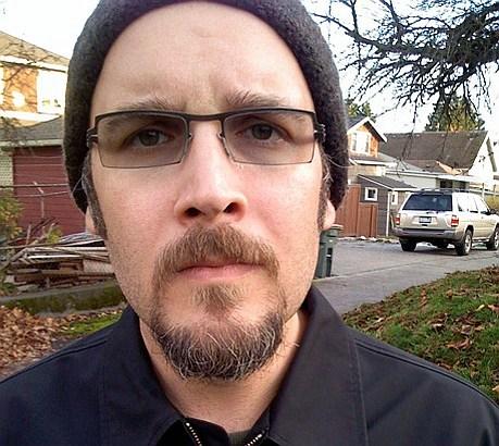 Comic creator Ed Brubaker
