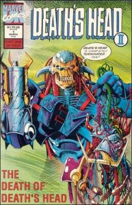 Death's Head II Mini Series - 1990s