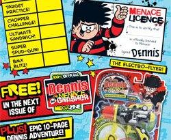 Dennis the Menace and Gnasher Magazine