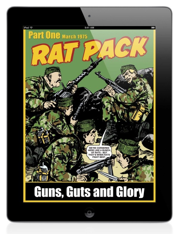 Rat pack Part One for iPad
