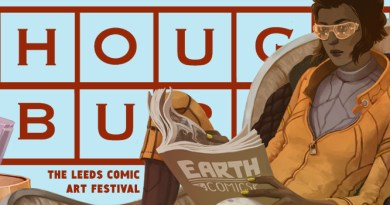 Thought Bubble 2013