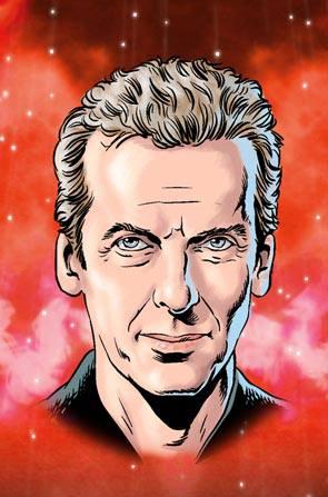 The Twelfth Doctor by Lee Sullivan