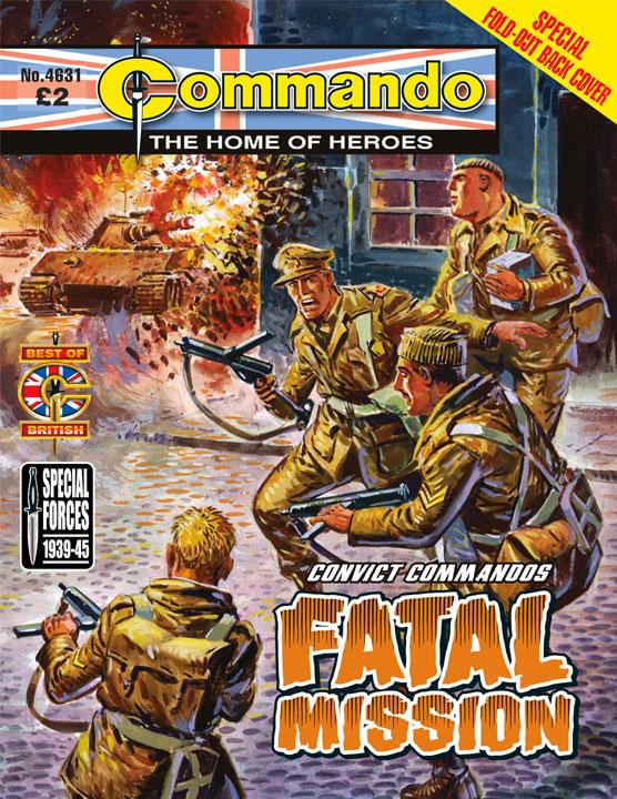 Commando 4631