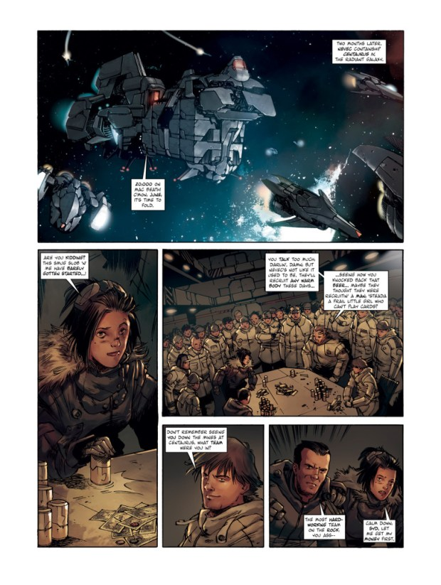 Lost Planet First Colony Page 4