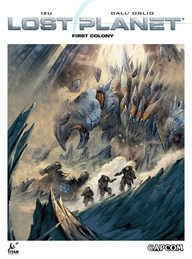 Lost Planet First Colony #1
