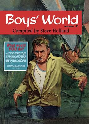 Boys' World: Ticket to Adventure