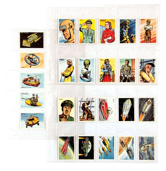 Dan Dare Picture Cards