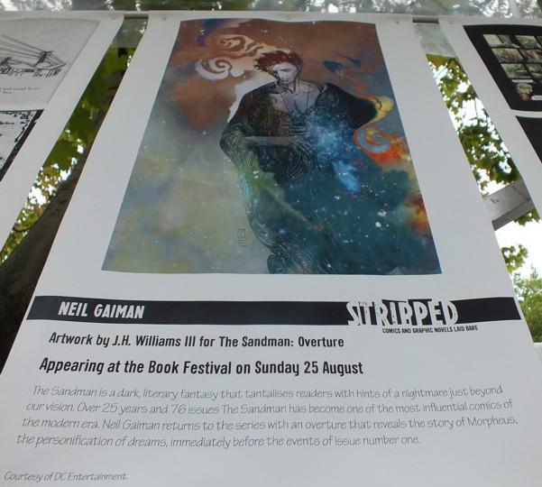 Gaiman Banner