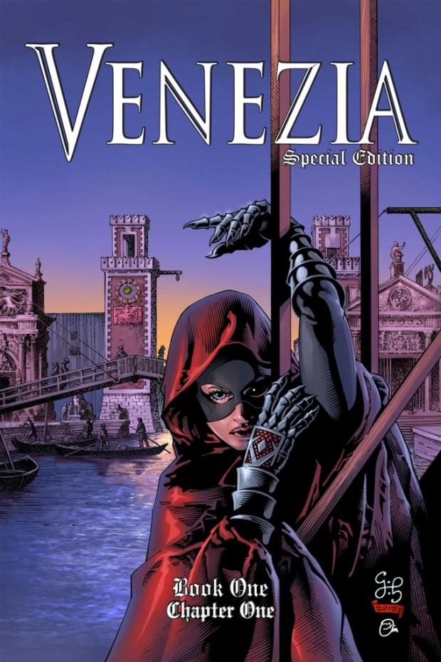 Venezia Issue 1