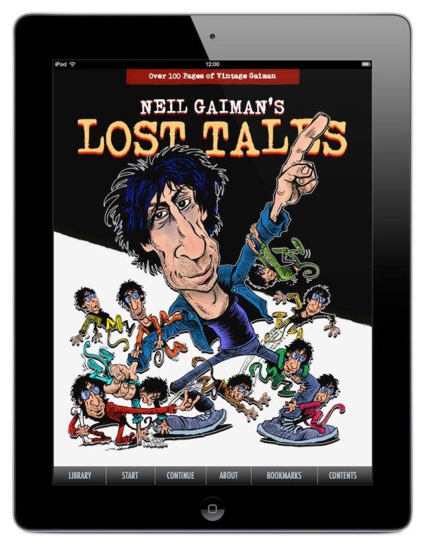 Neil Gaiman's Lost Tales