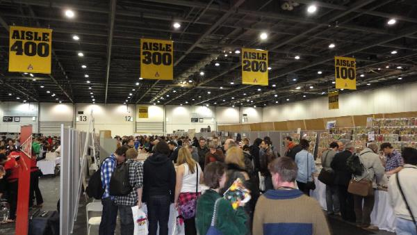 Photo courtesy: London Super Comic Con