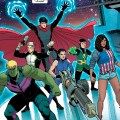 Art from Young Avengers © Marvel Comics