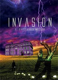 Invasion! Kirkleatham Museum, 2013