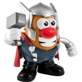 Mr Potato Head Thor