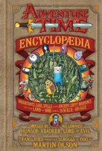 Adventure Time Encyclopeadia