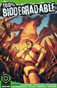100% Biodegradable Issue 1