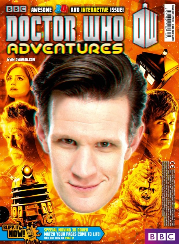 Doctor Who Adventures Issue 334