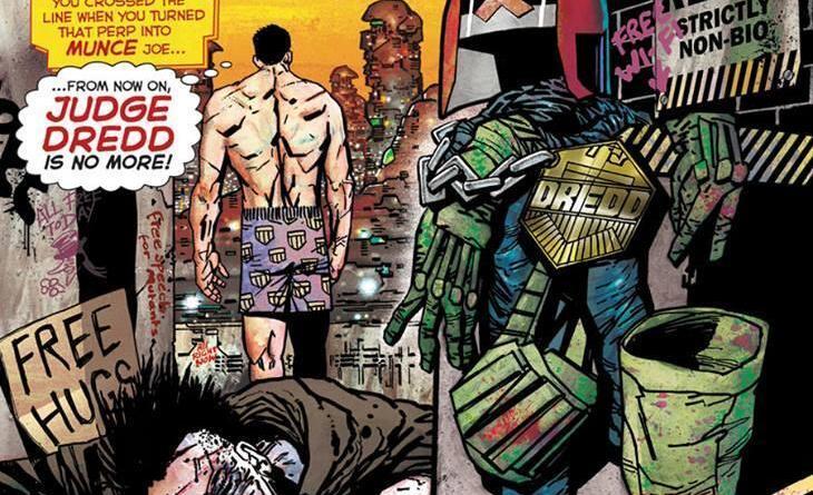 2000AD Free Comic Book Day 2014