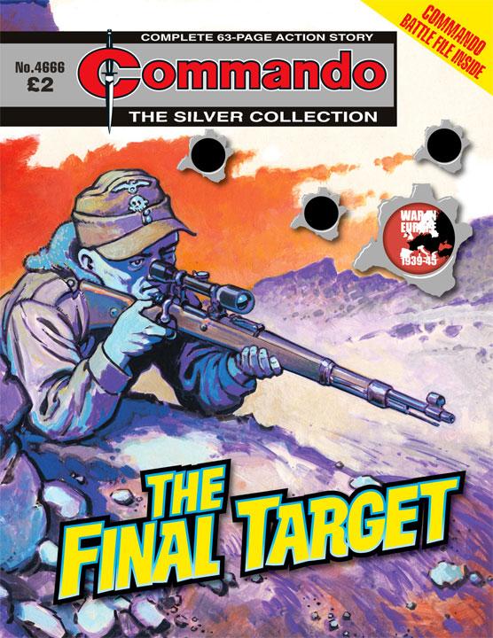 Commando 4666
