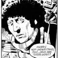 Doctor Who: The Iron Legion by Pat Mills and John Wagner. Art by Dave Gibbons.