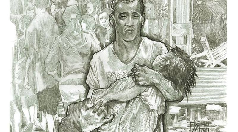 Haiyan Benefit Anthology art