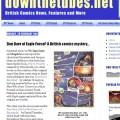 "Dan Dare - downthetubes ""Eagle Force"" story screenshot"