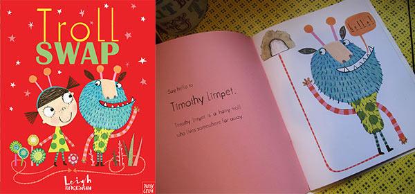 Leigh Hodgkinson's 'Troll Swap'