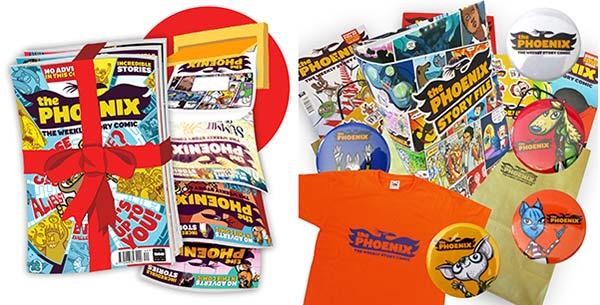 Phoenix Comic Subscription