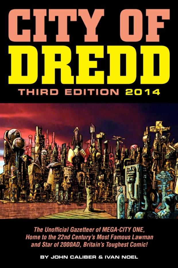 City of Dredd Third Edition