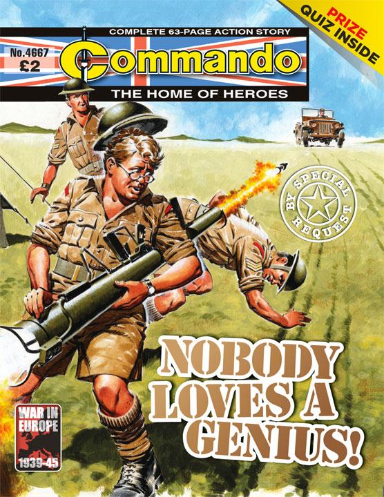 Commando 4667