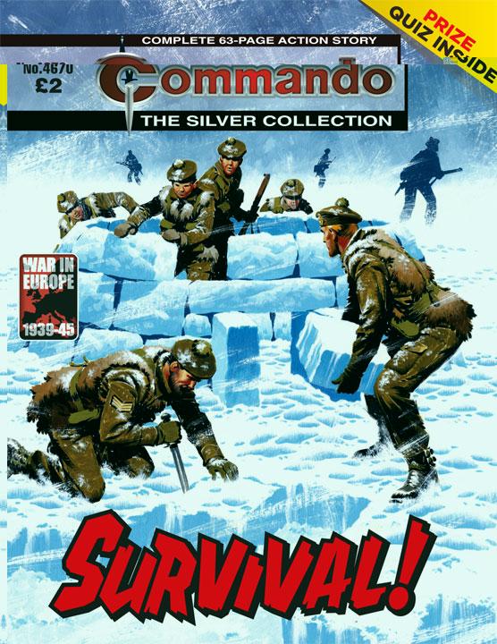 Commando 4670