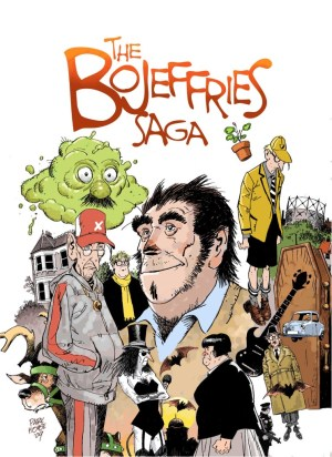 The Bojeffries Saga – Cover