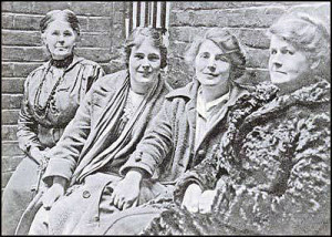 Pacifist and anti-war campaigner Alice Wheeldon