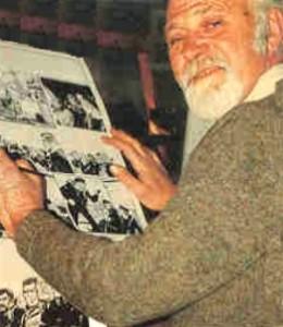 Comic Artist Joe Colquhoun