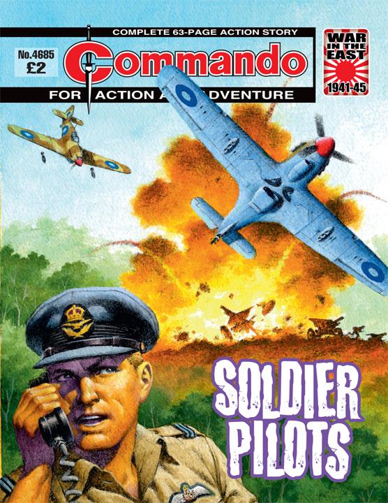 Commando 4685