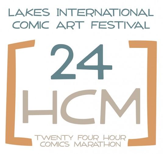 LICAF 2014 24 Hour Marathon Logo