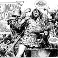 The Tower King Panel