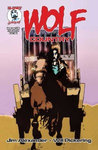 Wolf Country Issue 2 Cover