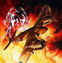 Battler Britton Issue 1 Art