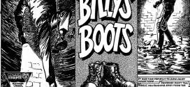 "In Memoriam: ""Billy's Boots"" and ""Jet-Ace Logan"" Comic Artist John Gillatt"