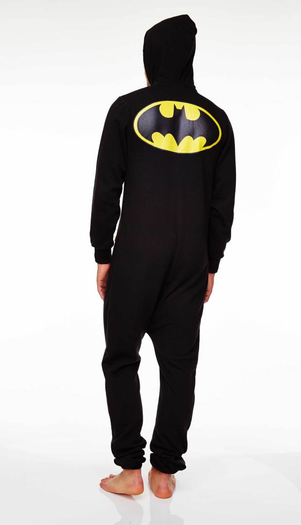 Batman Onesie from Red5 (www.red5.co.uk)
