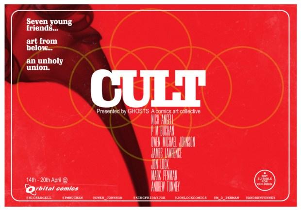 Cult Teaser