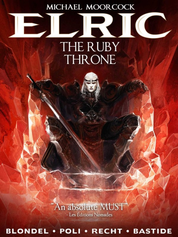 Elric : The Ruby Throne Volume One