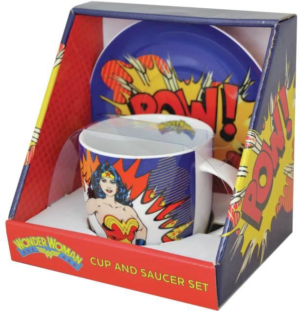 Scribbler Wonder Woman Mug
