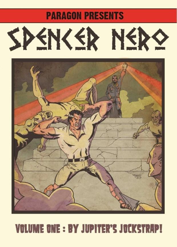 Spencer Nero Compendium Cover