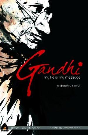 Gandhi by Jason Quinn