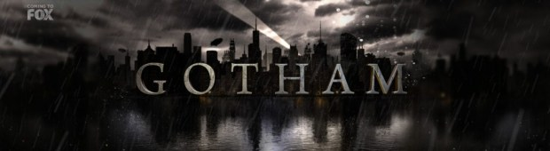 A recently-released teaser image for the Gotham TV show, which will air on FOX in the US.