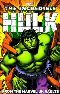 Hulk: From the UK Vaults
